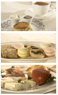 Adolphus Afternoon Tea