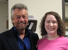 Stephen J. Cannell and Gwen Reyes