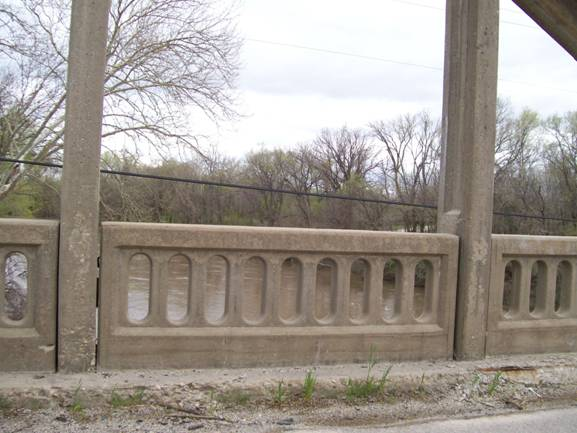 bridge on verdigris river