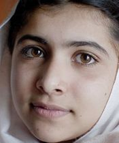 Author Malala Yousafzai biography and book list