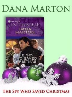 Dana Marton Spy for Christmas