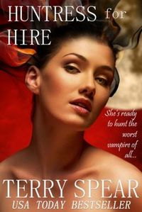 Huntress for Hire by Terry Spear