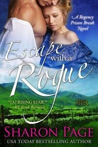 Escape with a Rogue by Sharon Page