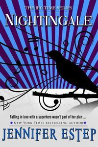 Nightingale by Jennifer Estep