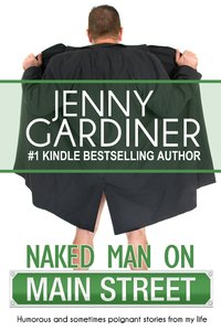 Naked Man On Main Street