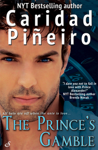 The Prince's Gamble by Caridad Pineiro