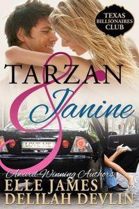 Tarzan & Janine by Delilah Devlin