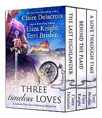 Three Timeless Loves by Terri Brisbin