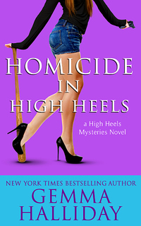 HOMICIDE IN HIGH HEELS