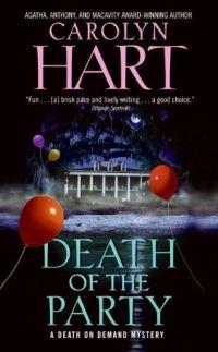 Death ofo the Party by Carolyn Hart