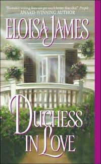 Duchess in Love by Eloisa James