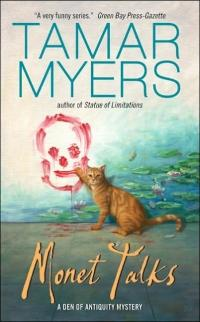 Monet Talks by Tamar Myers