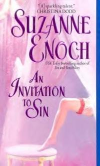 Excerpt of An Invitation to Sin by Suzanne Enoch