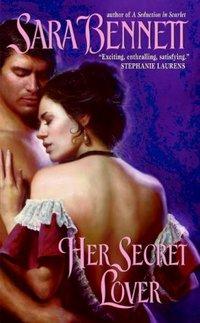 Her Secret Lover by Sara Bennett