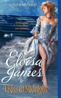 A Kiss at Midnight by Eloisa James