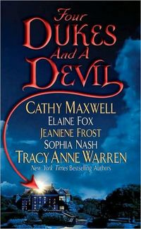 Four Dukes and a Devil by Elaine Fox