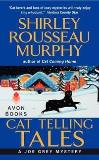 Cat Telling Tales by Shirley Rousseau Murphy
