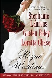 Royal Weddings by Gaelen Foley
