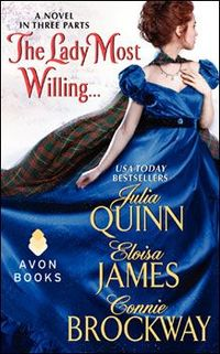 The Lady Most Willing by Eloisa James