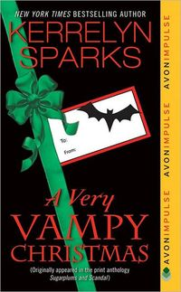 A Very Vampy Christmas by Kerrelyn Sparks