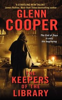 The Keepers Of The Library by Glenn Cooper