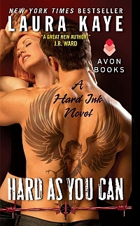 As Hard As You Can by Laura Kaye