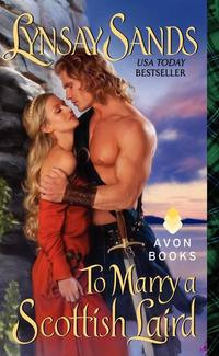 To Marry a Scottish Laird by Lynsay Sands