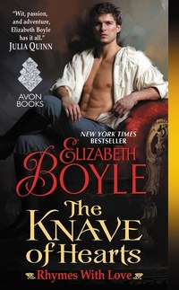 THE KNAVE OF HEARTS by Elizabeth Boyle