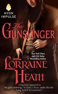 The Gunslinger by Lorraine Heath