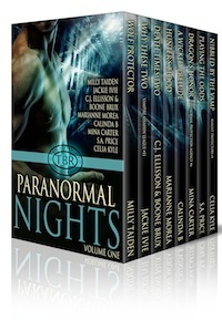 Paranormal Nights: Volume 1