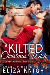 A KILTED CHRISTMAS KISS