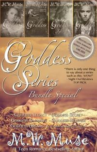 Goddess Bundle: Legacy, Secret, Sacrifice, Revenge