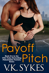 Payoff Pitch by V.K. Sykes