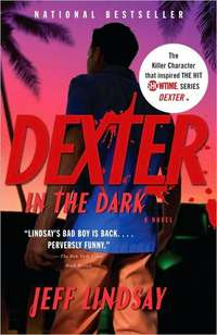 Dexter In The Dark by Jeff Lindsay