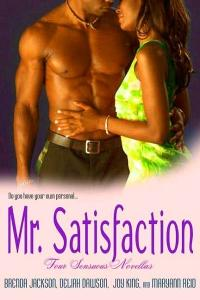 Mr. Satisfaction by Delilah Dawson