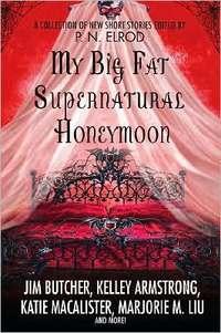 My Big Fat Supernatural Honeymoon by Jim Butcher