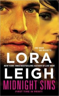 Midnight Sins by Lora Leigh