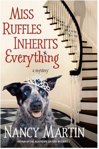 MISS RUFFLES INHERITS EVERYTHING by Nancy Martin