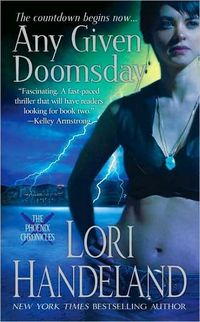 Any Given Doomsday by Lori Handeland