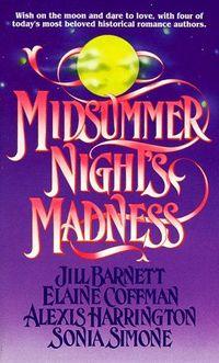 Midsummer Night's Madness by Jill Barnett