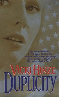 Duplicity by Vicki Hinze
