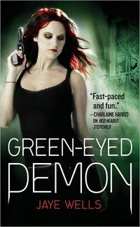 GREEN-EYED DEMON
