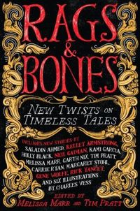 Rags & Bones by Kelley Armstrong