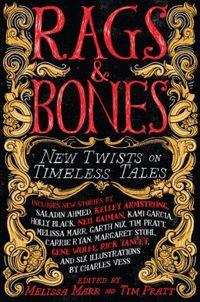 Rags & Bones by Kelley Armstrong