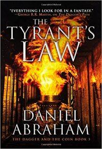New Daniel Abraham Novel #1