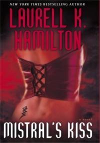 Mistral's Kiss by Laurell K. Hamilton
