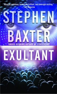 Exultant by Stephen Baxter
