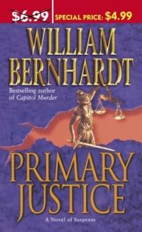 Primary Justice by William Bernhardt
