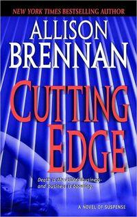 Cutting Edge by Allison Brennan