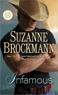 Excerpt of Infamous by Suzanne Brockmann